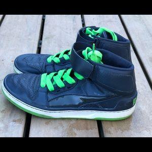 Puma Royal High Evo Cup Blue High Top Sneakers